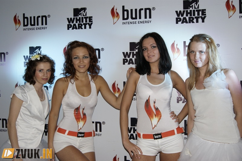 Mtv White Party 2011